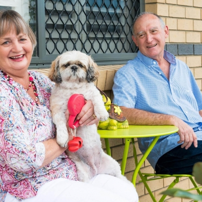 Redcliffe with Pets